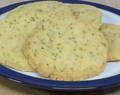 Rosemary & Lemon Biscuits