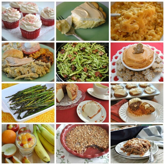 Holiday Menu Bonanza, with time saving tips!