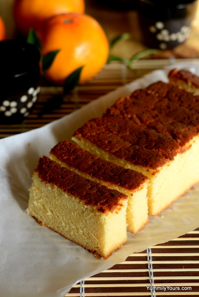 HONEY CAKE | FLUFFY SPONGE CAKE