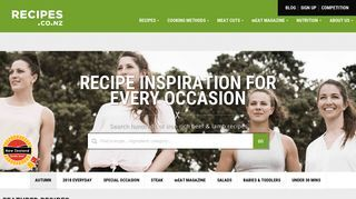 Recipes.co.nz