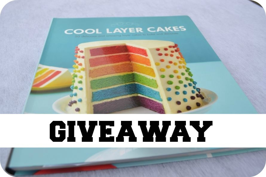 Cool Layer Cakes Giveaway – Foodie Friday