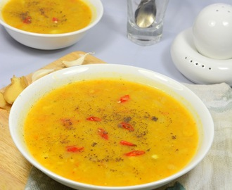 Moong Dal Shorba | Moong Dal Soup Recipe