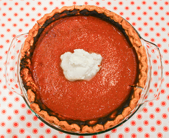 Healthy Pumpkin Pie (Slimmed-Down but still delicious!)