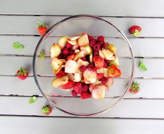 Recettes de comment conserver salade de fruits frais mytaste - Comment conserver la salade ...
