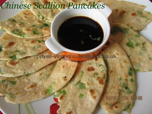 Chinese Scallion Pancakes - IFC 1
