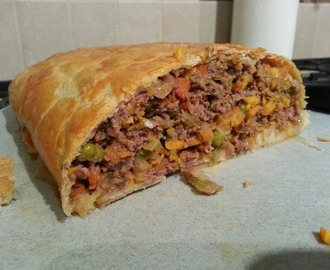 Ground Beef Wellington... Wow!!!
