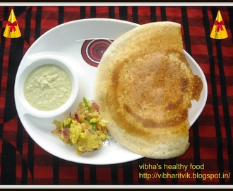 COCONUT CHUTNEY AND POTATO CURRY FOR DOSA