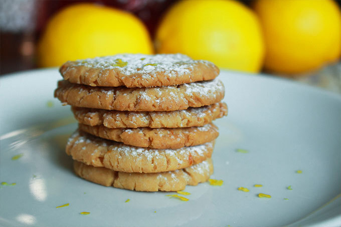 Galletitas de Limon