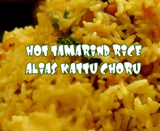 HOT TAMARIND RICE