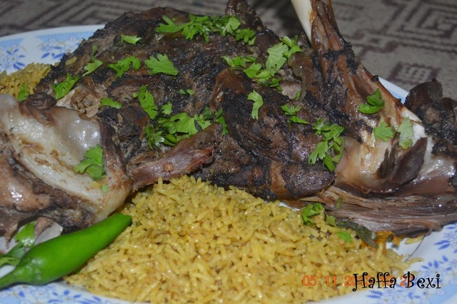 Spicy Lamb Leg Steam (Raan)