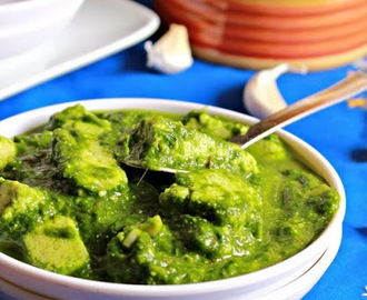 Palak Paneer - 2, Spinach With Indian Cottage Cheese