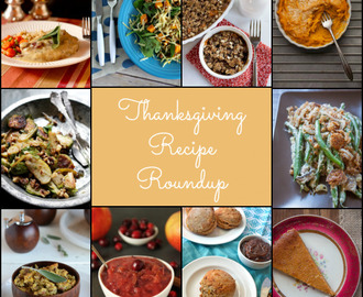 Thanksgiving Day Recipe Roundup