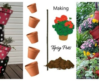 Best Topsy Turvy Planters – Creative Gardening Tipsy Pots