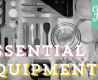Essential Kitchen Equipment Guide for Home Baking | Cupcake Jemma