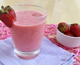 Smoothie alle carote