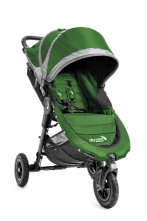 Sittvagn Baby Jogger City Mini GT Evergreen
