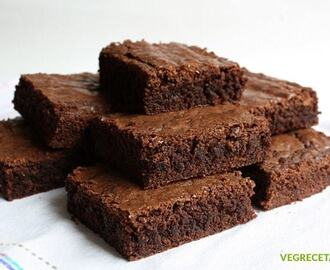 Brownies Veganos