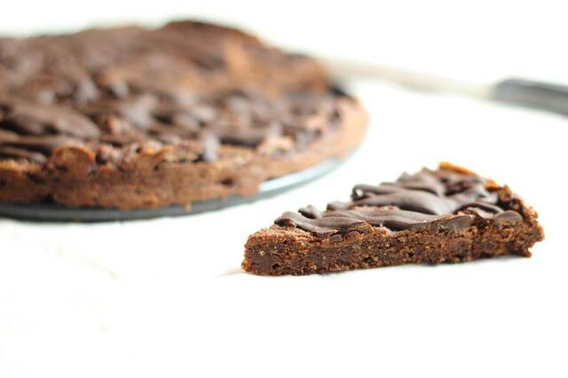 Fudgy Kidney Bean Brownies | Vegan