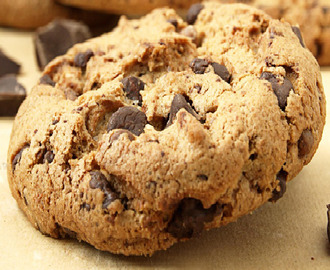 Cookie com Pedacinhos de Chocolate
