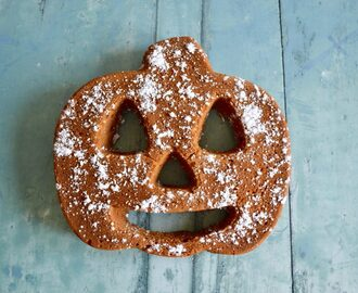 Gluten and Dairy Free Spiced Pumpkin Gingerbread