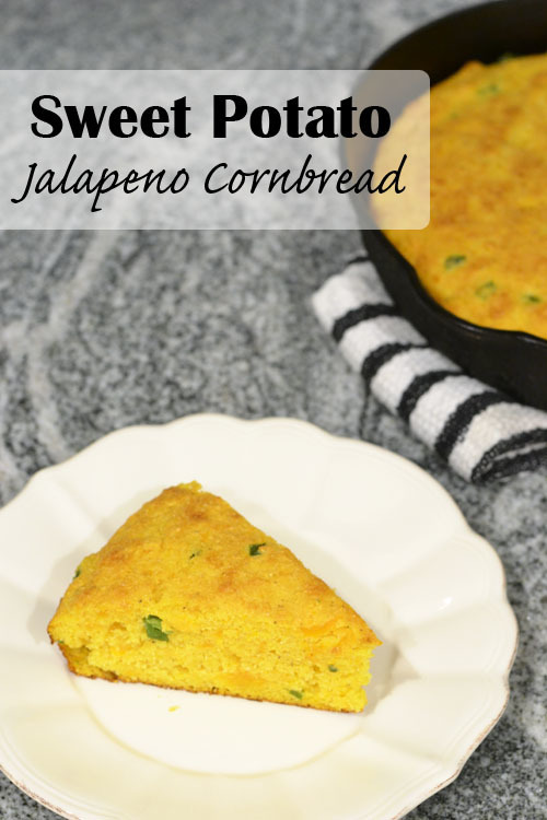 Sweet Potato Jalapeno Cornbread with 40+ Chili Recipes