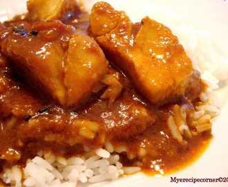 Meen Kuzhambu/ South Indian Fish Curry