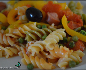One pot pasta au Cookeo