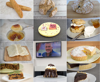The Great British Bake Off, bake along