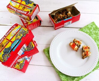 Animal Crackers in my Kitchen (Recipe: Animal Cracker Orange Slice Icebox Cake)