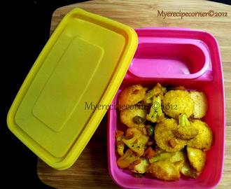 Mini Idli Vegetable Masala- Kids Lunch box recipes Indian.