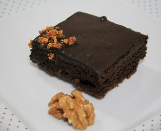 Brownie Super Rápido
