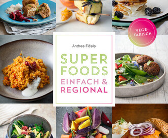 {Rezension} Super Foods - einfach & regional