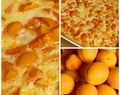 Clafoutis aux Abricots / Clafoutis with Apricots