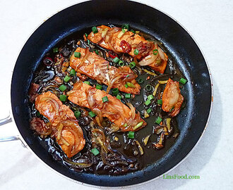 Vietnamese Braised Fish