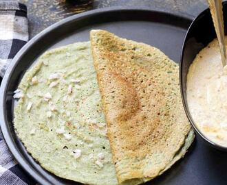 Green Gram Dosa | Protein Packed Breakfast