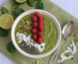 Eat Your Greens Smoothie Bowl