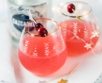 Festive Cocktails: Cranberry Margarita and a Giveaway