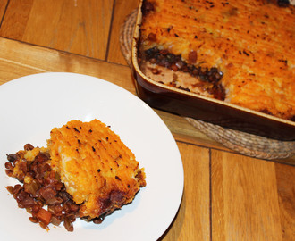 Meat Free Shepherds Pie