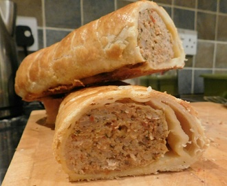 Recipe: Fennel seed, tomato and chilli sausage rolls