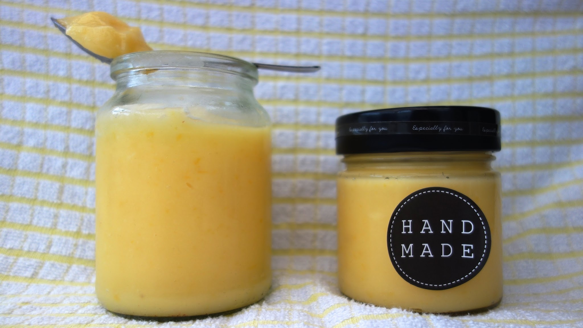 How to make homemade lemon curd