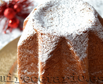 Pandoro paso a paso {Bake the World}