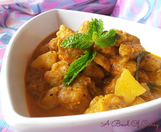 Soya Chunks Masala Curry