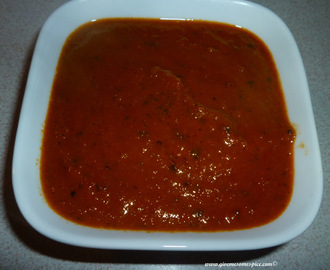Balti Sauce from scratch