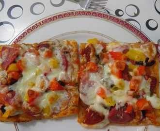 Milföy Pizza (Pratik Pizza)