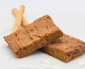 Vegan & Gluten-Free Pumpkin Brownies