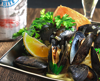 Mussels with White Wine Sauce – Revisited