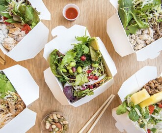 A Healthy City Takeaway and Restaurant – Yum Som