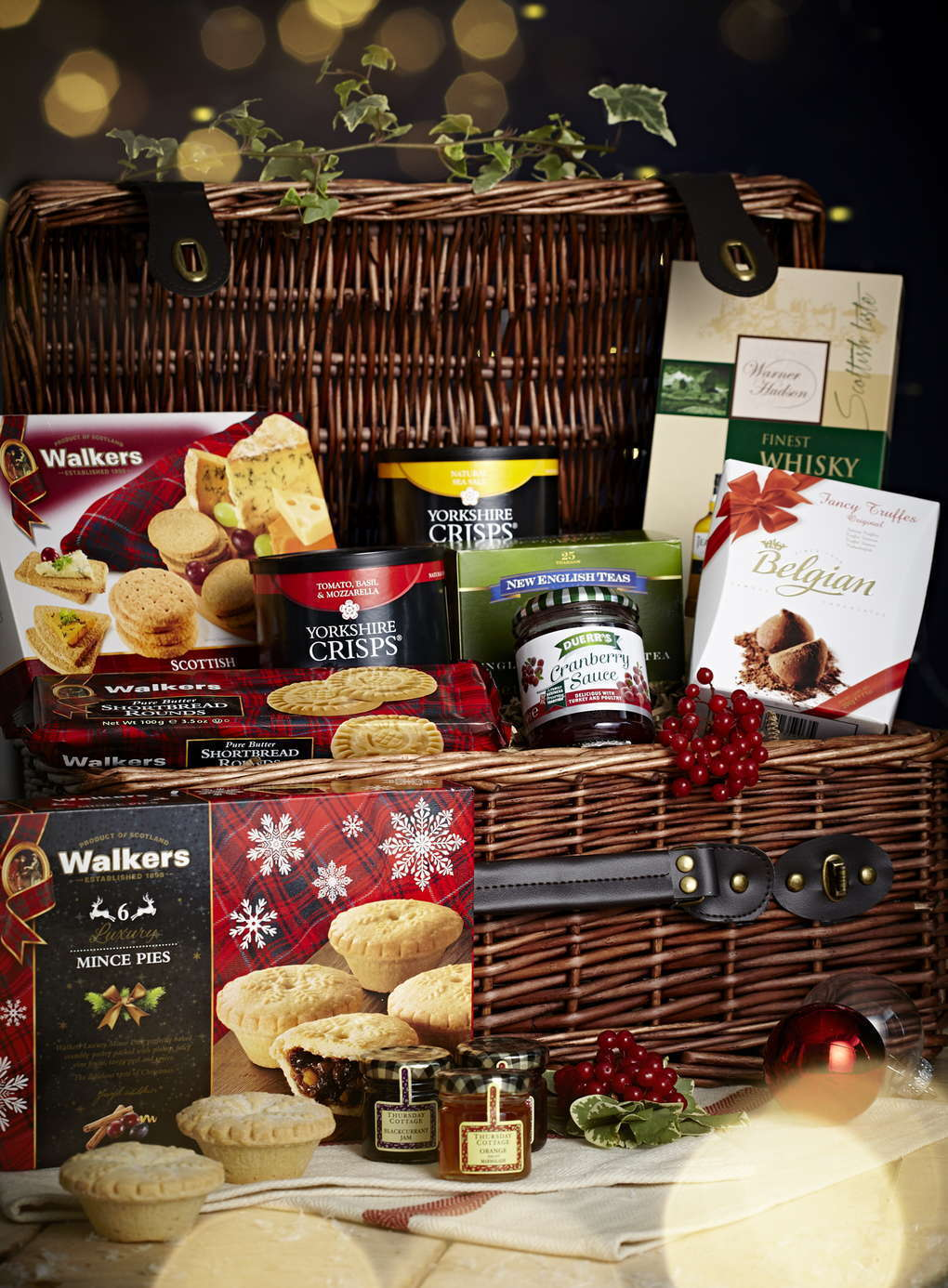 family festive hamper - special giveaway