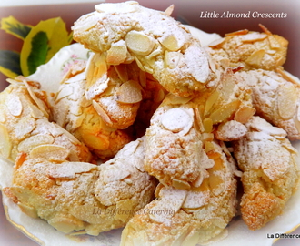 Little Almond Crescents