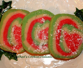 Christmas Slice and Bake Cookie Recipe